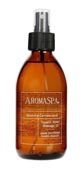 Aceite P/ Masaje Tensión Muscular Schätz & Cattani Aromaspa