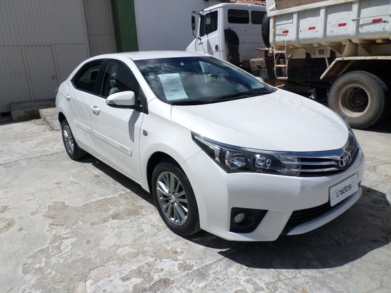 Toyota Corolla Branco