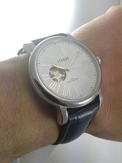 Reloj Feraud 43mm Automatico Sumergible Nuevo Hombre Garant