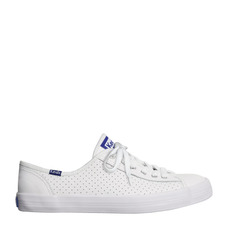 0d24a949a5 Tênis Keds Kickstart Perf Leather Branco Blue