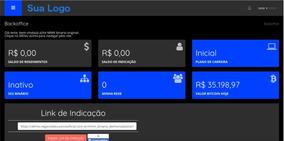 Script Marketing Multinivel Rendimento Diario Urpay Automat