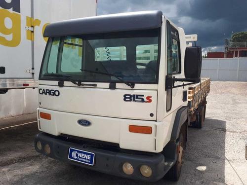 Ford Cargo  Cargo 815