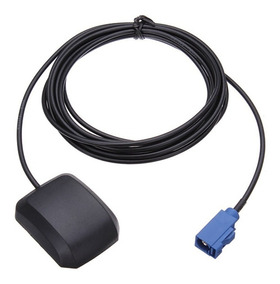 Antena Gps Conector Fakra Rastreador - Central Multimidia