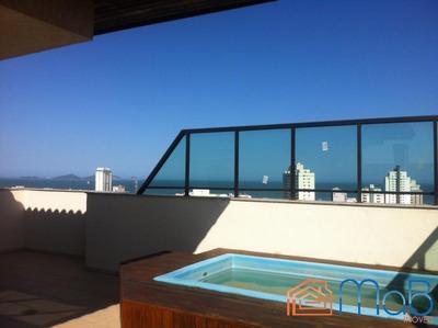 Cobertura 4 Dormitórios - Glória, Macaé / Rio De Janeiro - Co013