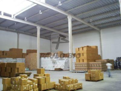 Galpao Industrial - Casa Branca - Ref: 299 - L-299