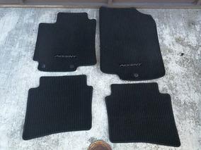 Alfombras Originales De Hyundai Accent Blue