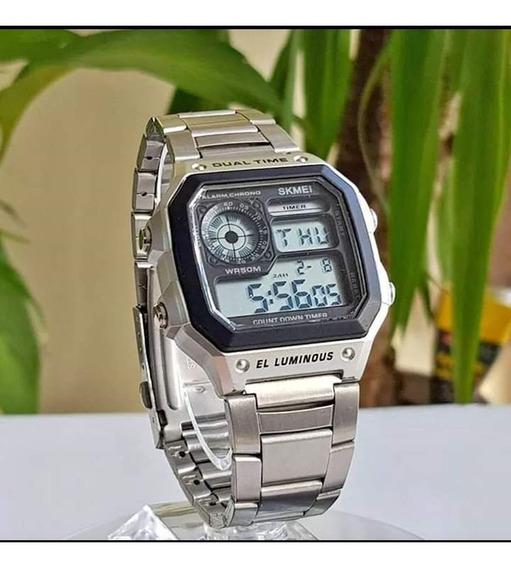 Relógio 1335 É Resistente À Água 432654 Skmei Com Garantia