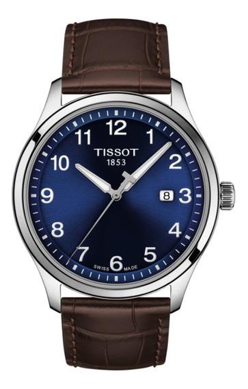 Reloj Tissot Gent Xl Classic T1164101604700