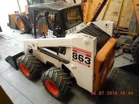 Minicargador Bobcat 863