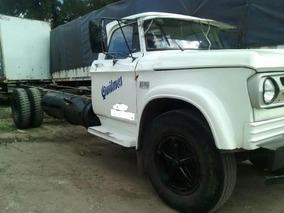 Dodge 800 Con Motor 1114 , Chasis De 6,50 De Largo