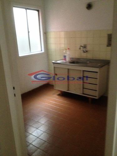 Venda Apartamento - V. Camilópolis - Santo André - Gl36320