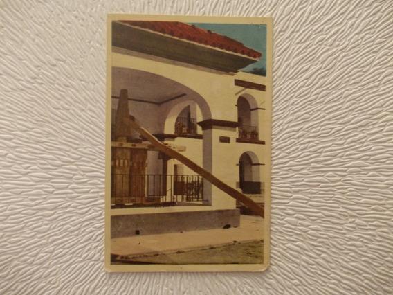 6403- Postal Tucuman, Primer Trapiche Colombres Tuc. 108