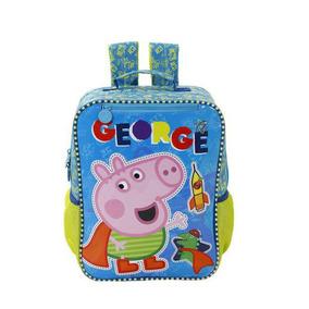 Mochila Infantil 14 George 7713