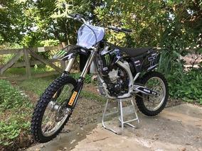 Yamaha Yzf 250 Motocross