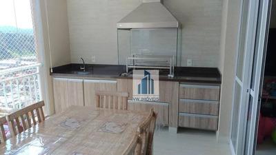 Apartamento À Venda, 88 M² Por R$ 569.000 - Vila Rosália - Guarulhos/sp - Ap0013