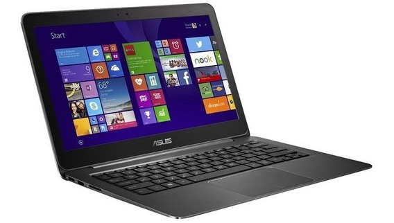 Notebook Asus Zenbook Ux305fa-asm1 13 Ultra Fino Bial
