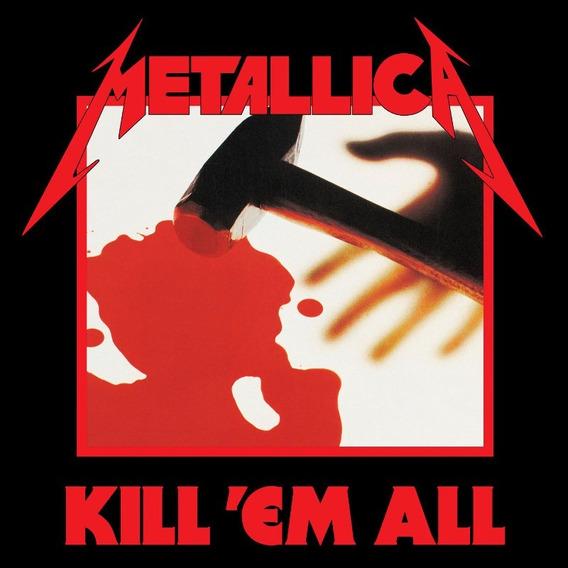 Metallica - Kill Em All - U