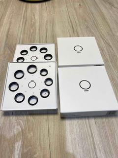 Kit De Media/prueba De Anillo Oura Ring