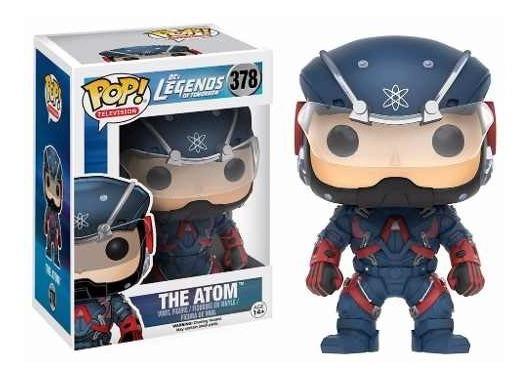 The Atom #378 - Átomo - Legends Of Tomorrow - Funko Pop!