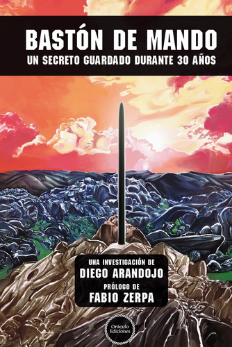 Bastón De Mando (diego Arandojo)