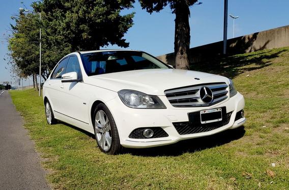 Mercedes Benz 2012- C200-avantgarde -primera Dueña Impecable