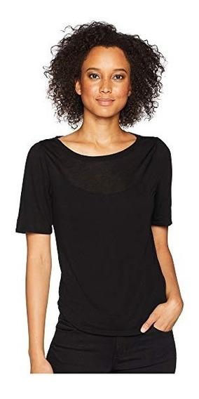 Shirts And Bolsa Three Dots Tencel White 27853775