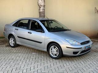Focus Sedan 2.0 Glx Sedan 16v Gasolina 4p Automático