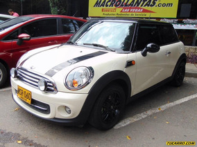 Mini Cooper R56 1.6 Coupe Mt 1600cc 3p Ct