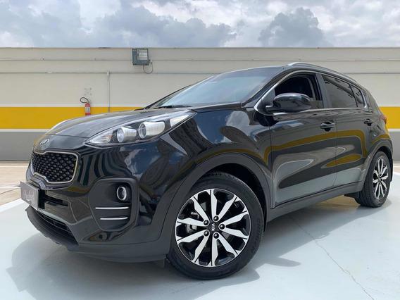 Kia Sportage 2.0 Lx 4x2 Flex - 2018 - 35.000kms - Blindado