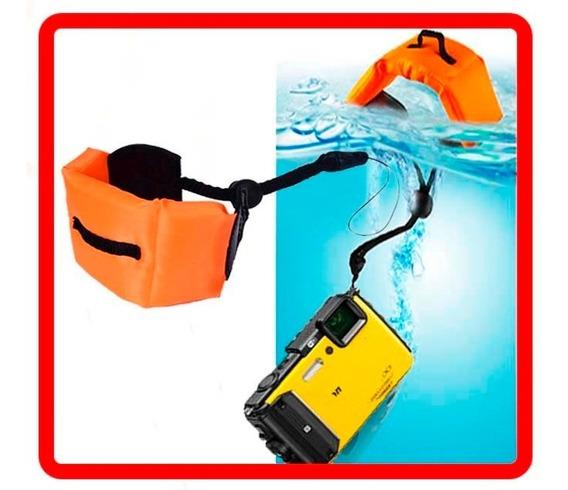 Alça De Espuma Flutuante Para Cameras Subaquáticas