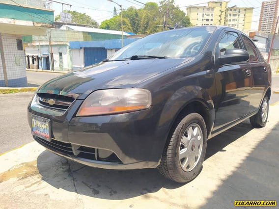 Chevrolet Aveo Sedan Sincronico