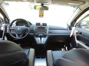 Honda Crv 2.0 Lx 4x2 16v Gasolina 4p Aut. Blindada Niiia