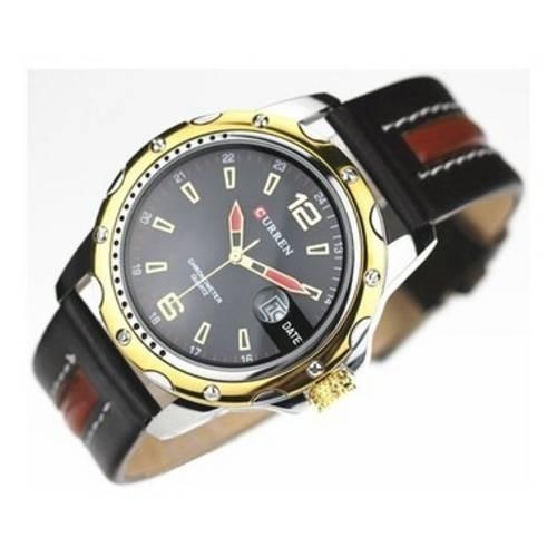 Relógio Masculino Currem Original 12x S/juros Fret Grat
