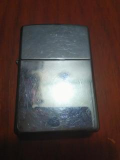 Zippo Original Clásico Silver Plate