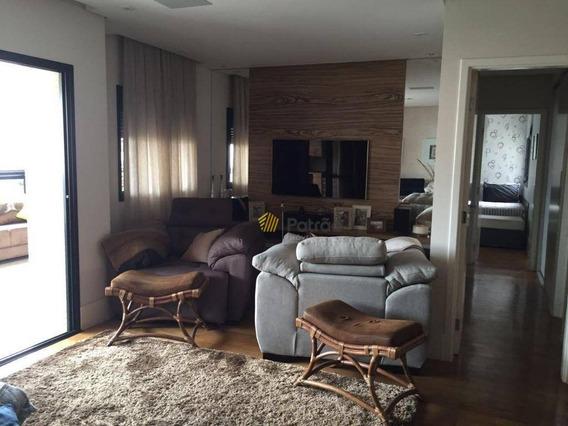 Apartamento 3 Dormitórios Sendo 3 Suítes 180 M² - Jardim Do Mar - São Bernardo Do Campo/sp - Ap2393