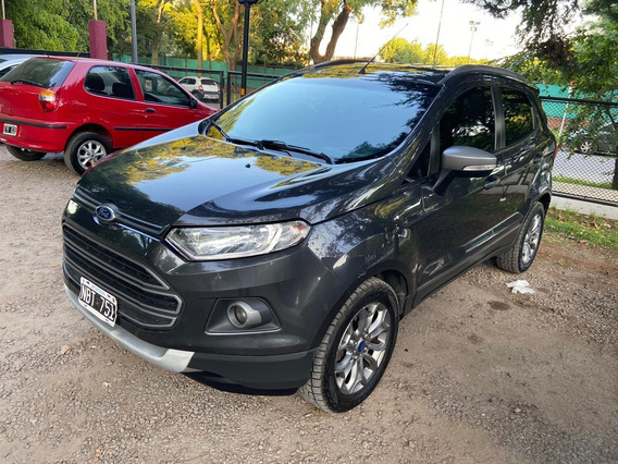 Ford Ecosport 1.6 Freestyle 110cv 4x2 Oportunidad!! Unica
