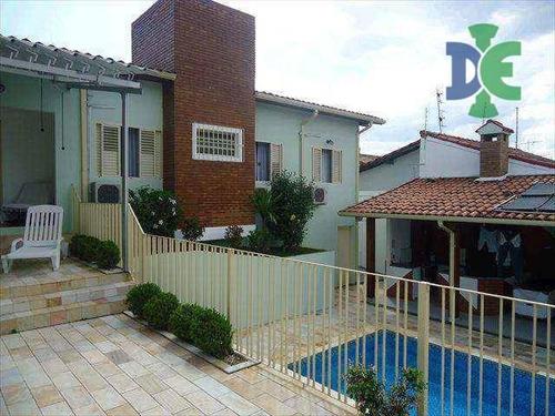 Casa Com 4 Dormitórios À Venda, 268 M² Por R$ 800.000,00 - Cidade Jardim - Jacareí/sp - Ca0346