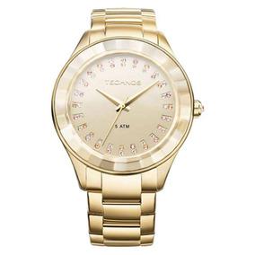 Relógio Technos Feminino Elegance Swarovski 2035ltv/4x