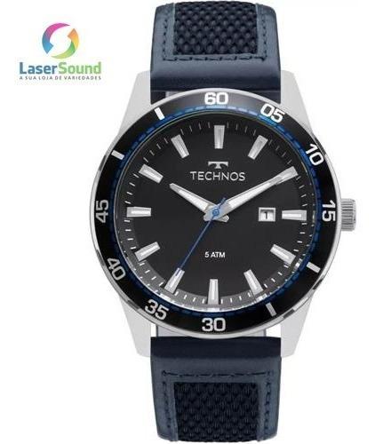 Relógio Technos Masculino 2115mmz/0a, C/ Garantia E Nf