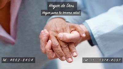 Promoción Nov/dic Hogar De Dios, Hogar Para La Tercera Edad