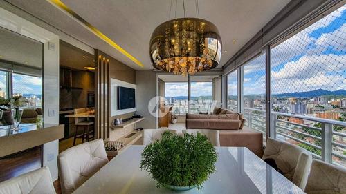 Imagem 1 de 30 de Apartamento À Venda, 118 M² Por R$ 799.500,00 - Ideal - Novo Hamburgo/rs - Ap3171