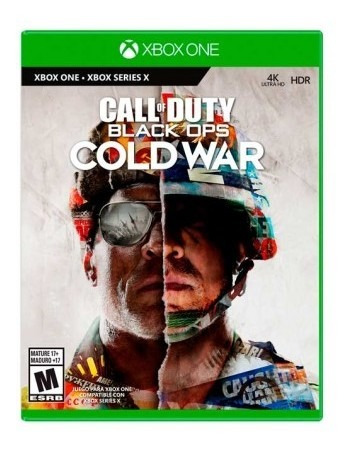Juego Xbox One Call Of Duty Black Ops Cold War Juego Tk004