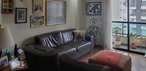 Apartamento À Venda - Chácara Inglesa, 4 Quartos,  110 - S893128966
