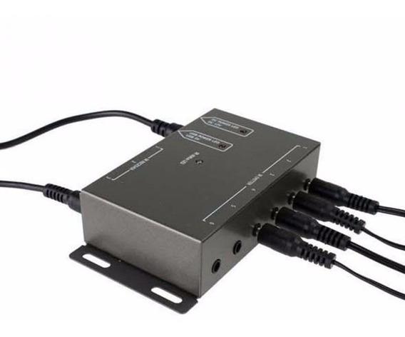Extensor Repetidor De Controle Remoto Ir 8 Emissores