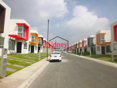 Casa Sustentable Excelente Precio Nueva En Pachuca