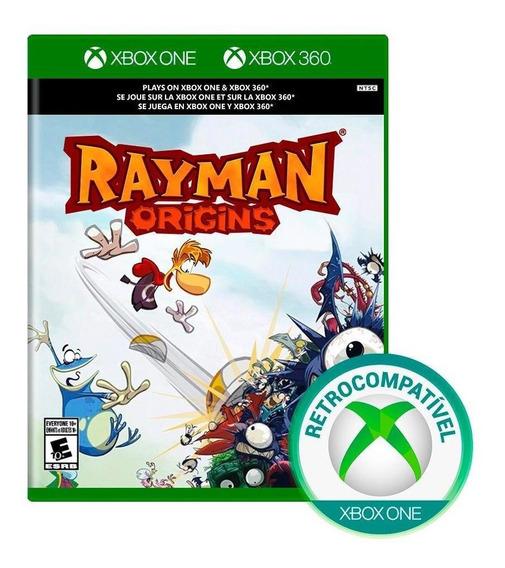 Rayman Origins Xbox 360 E Xbox One Mídia Física Novo Lacrado