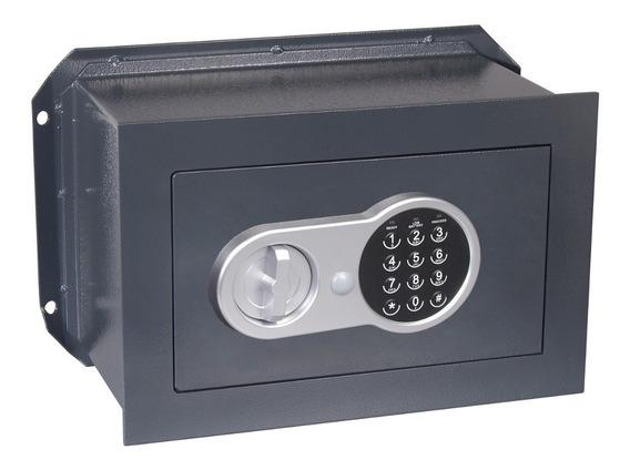 Cofre Safewell Digital Embutir 25 Bwk 16 L 25x35x20 Cm Cinza