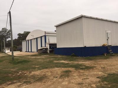 Ex Planta Industrial Procesadora De Pescado . Gran Negocio .