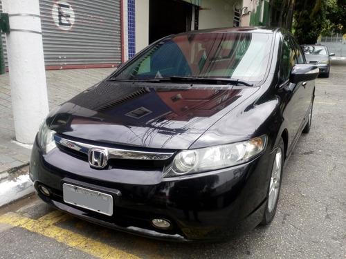 Honda Civic Exs - Flex - 1.8 Blindado 3a - Inbra - 2007