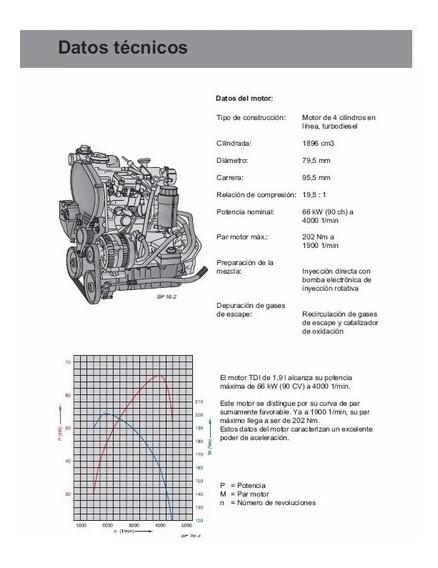 Manuales Del Taller Volkswagen